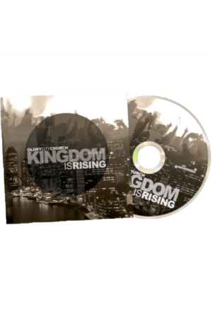 Kingdom Is Rising (CD)